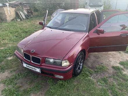 BMW 318 1994 года за 850 000 тг. в Алматы – фото 3