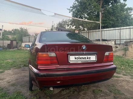 BMW 318 1994 года за 850 000 тг. в Алматы – фото 5