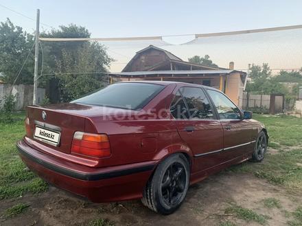 BMW 318 1994 года за 850 000 тг. в Алматы – фото 8