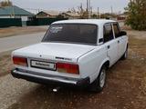 ВАЗ (Lada) 2107 2002 года за 1 350 000 тг. в Житикара – фото 3