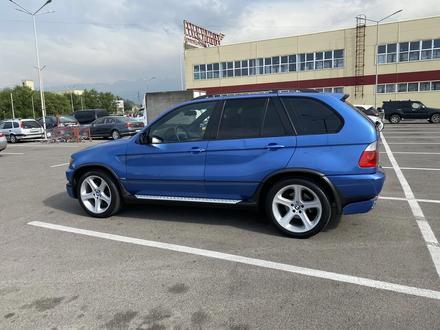 BMW X5 2002 года за 4 700 000 тг. в Алматы – фото 13