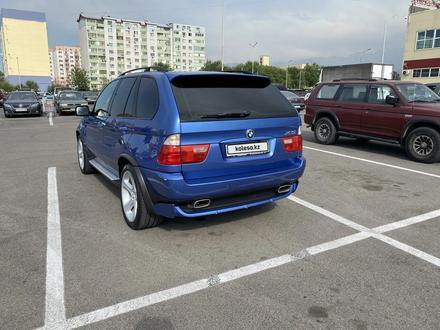 BMW X5 2002 года за 4 700 000 тг. в Алматы – фото 14
