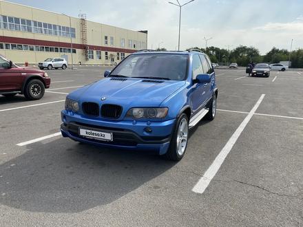 BMW X5 2002 года за 4 700 000 тг. в Алматы – фото 15