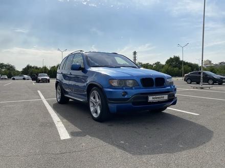 BMW X5 2002 года за 4 700 000 тг. в Алматы – фото 17