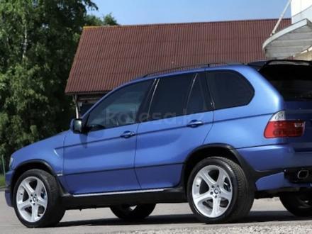 BMW X5 2002 года за 4 700 000 тг. в Алматы – фото 2