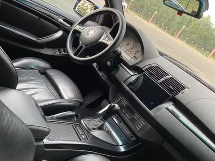 BMW X5 2002 года за 4 700 000 тг. в Алматы – фото 6