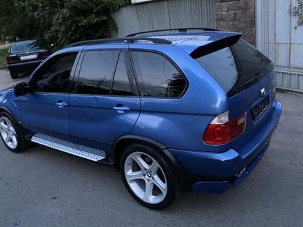 BMW X5 2002 года за 4 700 000 тг. в Алматы – фото 7