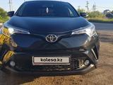 Toyota C-HR 2018 года за 9 200 000 тг. в Уральск