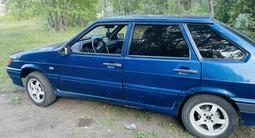 ВАЗ (Lada) 2114 (хэтчбек) 2007 года за 770 000 тг. в Костанай – фото 3