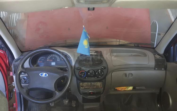 ВАЗ (Lada) Kalina 1118 (седан) 2013 года за 1 010 101 тг. в Алматы