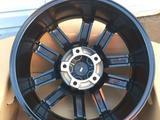 Новые диски R20 Авто диски BLACK за 350 000 тг. в Нур-Султан (Астана) – фото 5