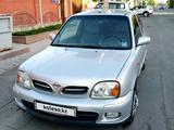 Nissan Micra 2002 года за 1 600 000 тг. в Алматы