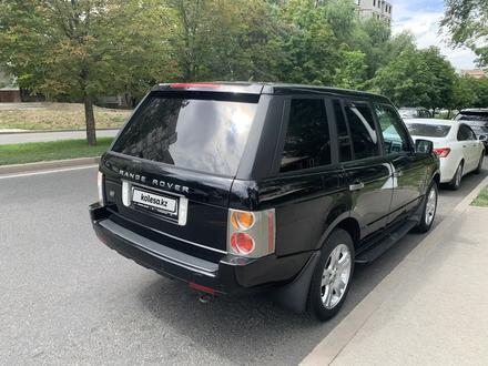 Land Rover Range Rover 2006 года за 4 500 000 тг. в Алматы – фото 3