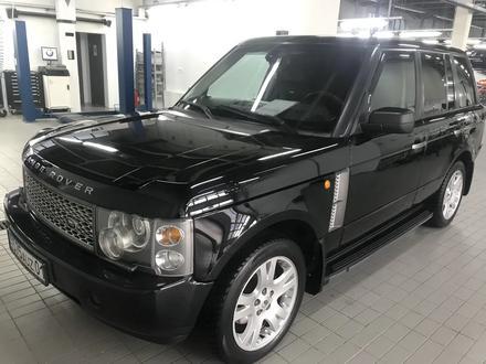 Land Rover Range Rover 2006 года за 4 500 000 тг. в Алматы – фото 4