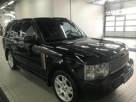 Land Rover Range Rover 2006 года за 4 500 000 тг. в Алматы – фото 5