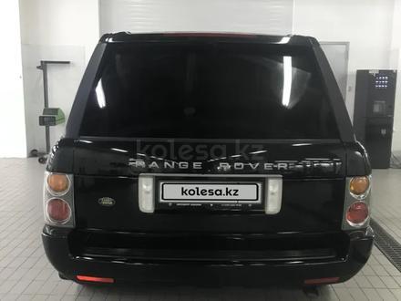 Land Rover Range Rover 2006 года за 4 500 000 тг. в Алматы – фото 7