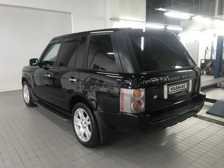Land Rover Range Rover 2006 года за 4 500 000 тг. в Алматы – фото 8