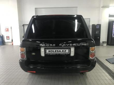 Land Rover Range Rover 2006 года за 4 500 000 тг. в Алматы – фото 9