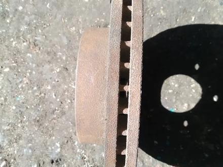 Тормозной диск mazda mpv за 10 000 тг. в Алматы – фото 2