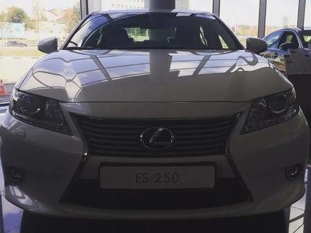 Lexus ES 250 2015 года за 12 000 000 тг. в Актобе – фото 3