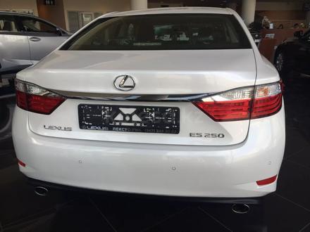 Lexus ES 250 2015 года за 12 000 000 тг. в Актобе – фото 4