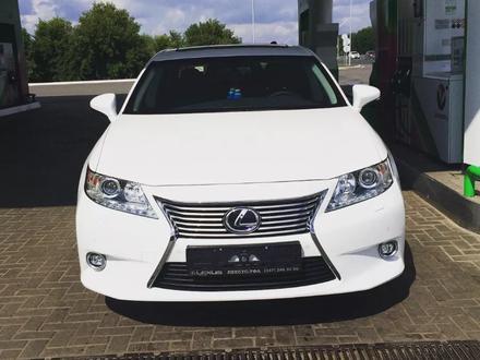 Lexus ES 250 2015 года за 12 000 000 тг. в Актобе