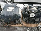 Двигатель 2.6 АВС на ауди с4 за 800 тг. в Алматы