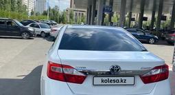 Toyota Camry 2014 года за 8 300 000 тг. в Нур-Султан (Астана) – фото 2