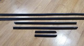 Молдинги бмв 3 серия Е46 седан комплект оригинал за 45 000 тг. в Алматы