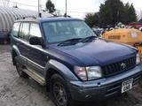 Автомобиль в разборе: Toyota Land Cruiser Prado (90) — 1996-2002 в Экибастуз