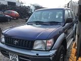 Автомобиль в разборе: Toyota Land Cruiser Prado (90) — 1996-2002 в Экибастуз – фото 4