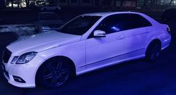 Mercedes-Benz E 300 2011 года за 8 300 000 тг. в Алматы – фото 5