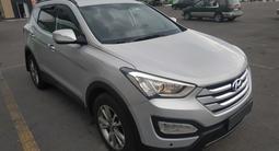 Hyundai Santa Fe 2013 года за 6 950 000 тг. в Алматы – фото 3