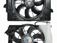 Диффузор радиатора в сборе Hyundai Solaris 14- за 16 400 тг. в Алматы