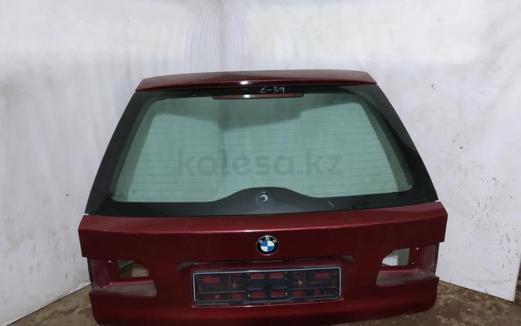 Крышка багажника БМВ Е 39 универсал за 15 000 тг. в Караганда