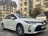 Toyota Corolla 2019 года за 9 700 000 тг. в Алматы – фото 2