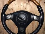 Руль в комплекте с Airbag на Subaru Legacy за 20 000 тг. в Алматы