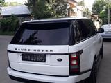 Land Rover Range Rover 2014 года за 20 000 000 тг. в Алматы – фото 5