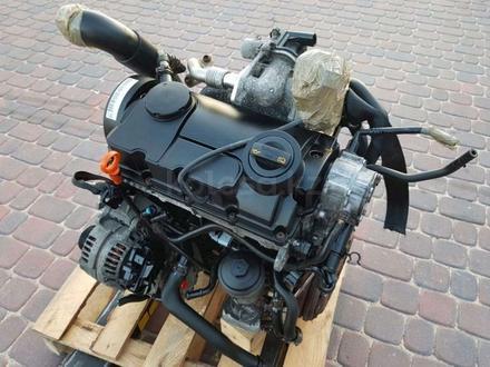 Двигатель 1.9 tdi Transporter BRS, BRR за 395 000 тг. в Алматы