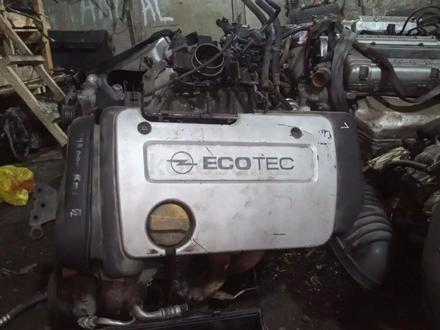 Двигатели на Опель Зафира мотор за 250 000 тг. в Караганда – фото 2