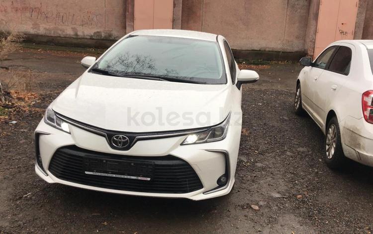 Toyota Corolla 2019 года за 9 500 000 тг. в Семей