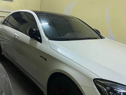Электротонировка на Mercedes-Benz W222 за 820 000 тг. в Алматы – фото 3