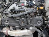 Двигатель subaru Ej 2.5 Outback Legacy 2005 год в Казахстане за 380 000 тг. в Алматы