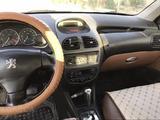 Peugeot 206 2003 года за 2 000 000 тг. в Актау – фото 5