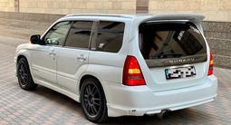 Subaru Forester 2003 года за 4 800 000 тг. в Алматы – фото 4