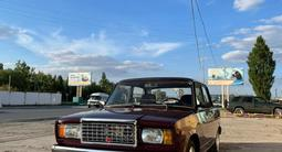 ВАЗ (Lada) 2107 2007 года за 1 250 000 тг. в Кызылорда – фото 3