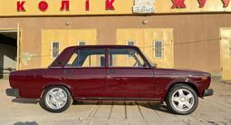 ВАЗ (Lada) 2107 2007 года за 1 250 000 тг. в Кызылорда – фото 5