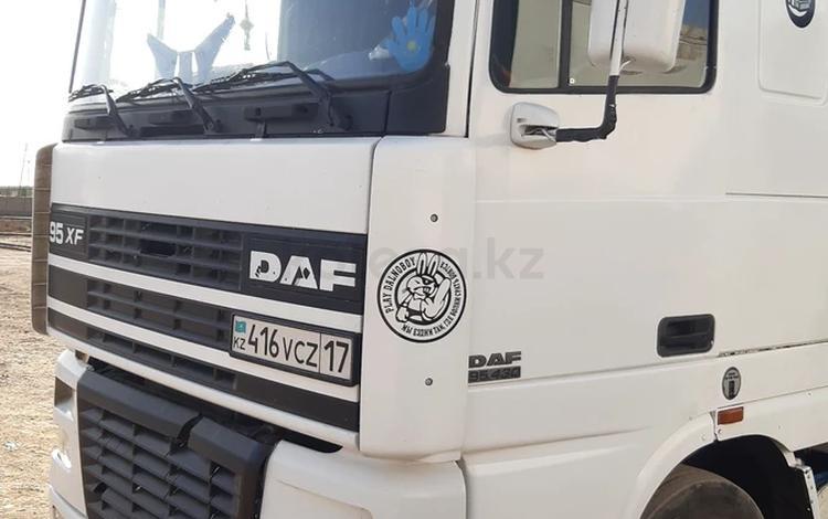 DAF  95 XF 1997 года за 12 700 000 тг. в Шымкент