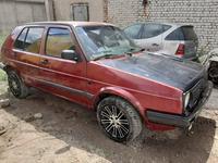 Volkswagen Golf 1989 года за 400 000 тг. в Нур-Султан (Астана)