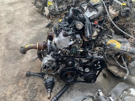 Мерседес Вито 638 двигатель 611 2.2Cdi с Европы за 5 000 тг. в Караганда – фото 2